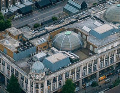 London regeneration – historic shopping centre set for dramatic transformation