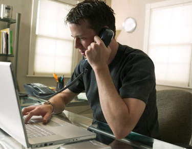 Work from home? Then you'll need good phone and broadband