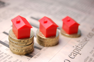 UK house prices set to fall next year