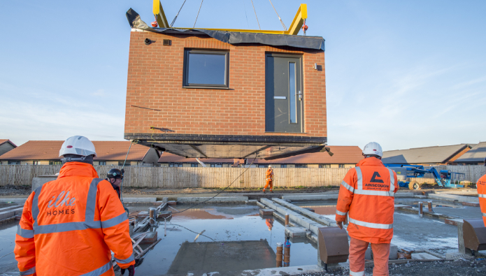 Partnership to deliver eco-friendly modular homes in Neath