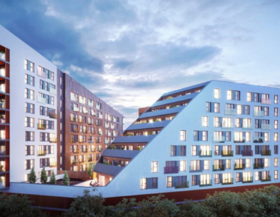 90% of off-plan units sold at Bracknell development