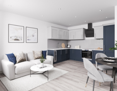 Athena House is the first residential development launched on Instagram
