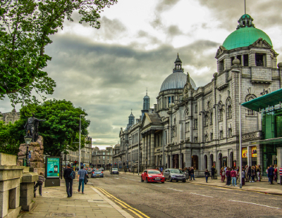 Banishing the blues – is it time for the Aberdeen property market to shine?