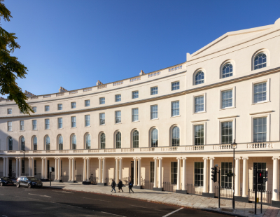 Regent's Crescent success, hotel to resi and Liverpool landmark revival