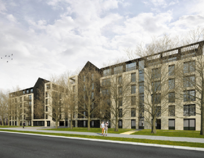 Builder partners with agent on 'ambitious' £35m housing scheme