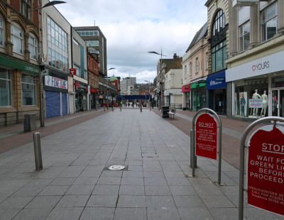 Can the high street be saved by residential redevelopment?