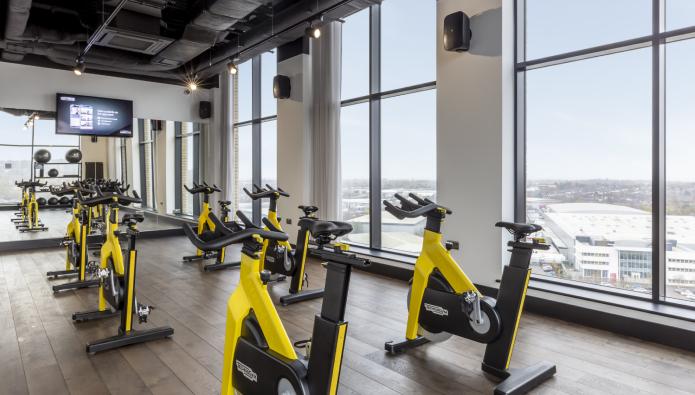 GreenfordQuay Gym