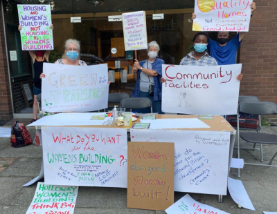 The rebuild of Holloway Prison – why are there campaigns against the plans?