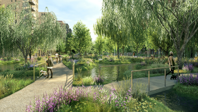 TheGreenQuarter Gardens