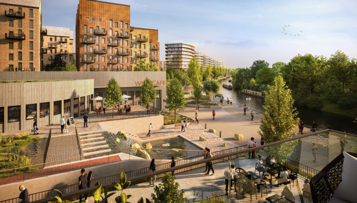 Investors – should you buy early at regeneration schemes?