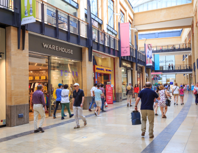 The next evolution of shopping centres - could they be converted to resi?