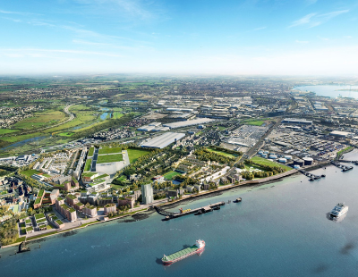 Hunt is on for equity partner for £1.3 billion new Essex town centre