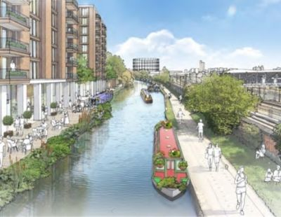 London Green receive £5m from GRE for West London development