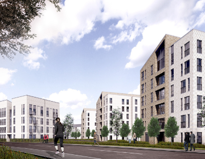 Dev update – plans exchanged for new homes in Croydon and Glasgow