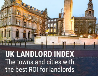 Revealed - the best (& worst) cities to invest in property in the UK