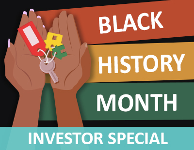 Black History Month - breaking down barriers and improving diversity