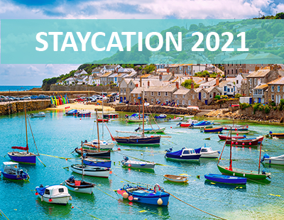 Staycation 2021 – where are the top UK holiday rental hotspots?