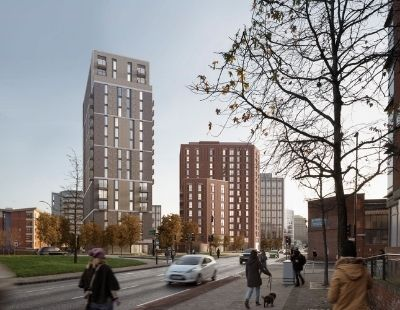 Developers are granted £150m to deliver West Bar scheme
