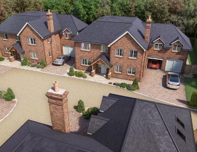 Development - £6.26m raised for new residential property development
