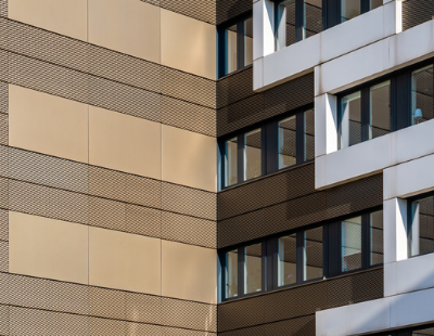 Cladding update – quicker recladding works and digitising asset details