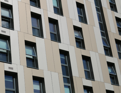 Cladding update – supporting investors, but also warning them…