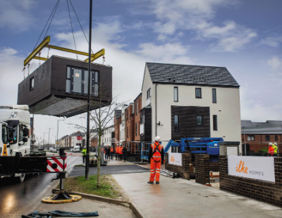 Modular update – affordable modular homes coming to Beeston