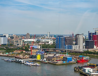 Royal Docks regen – iconic area celebrates its centenary and looks to the future