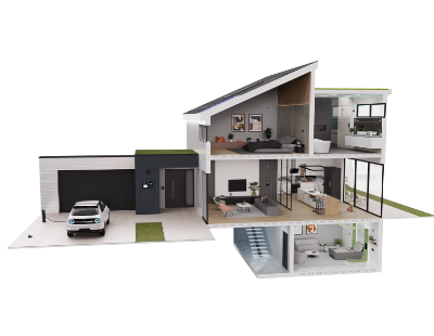 The future of smart tech: how our homes will look in 50 years' time