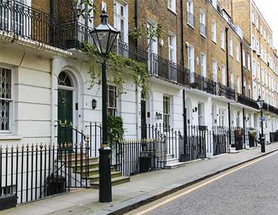 Prime central London property sales improve slightly