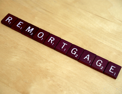 Remortgage levels at eight-year peak