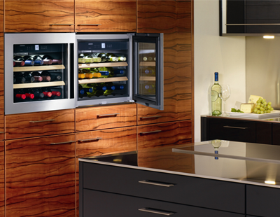 Wine coolers top kitchen must-haves